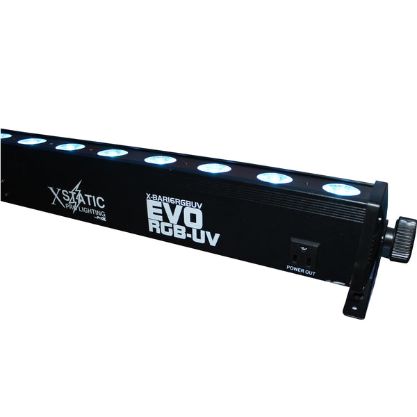 EVO RGBUV Bar 16 x 4W High Power LED