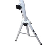 ProX  T-SS28P Cloud Series White Heavy Duty All Metal Speaker Tripod Stand 4-7FT/84""