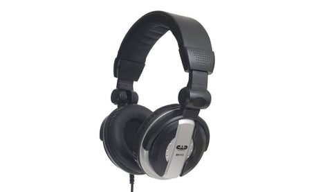 CAD Audio MH 110 Closed-back Studio Headphones - Easy-fold Comfort Fit
