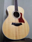 Taylor 416e 2015 Spruce Top Ovangkol Sides and Back - Free Shipping