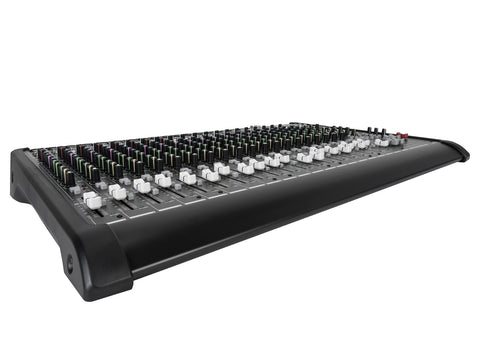 RCF L Pad 24 Cx Usb 24 Channel Mixing Console With Effects