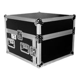 ProX T-6MRLT 6U Rack x 10U Top Mixer DJ Combo Flight Case w Laptop Shelf