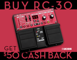 Boss RC-30 Loop Station 2016 - In Stock - Ready to Ship