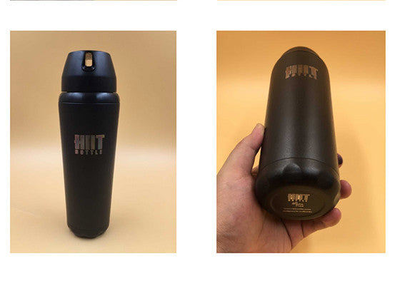 The First HIIT Bottle Sample