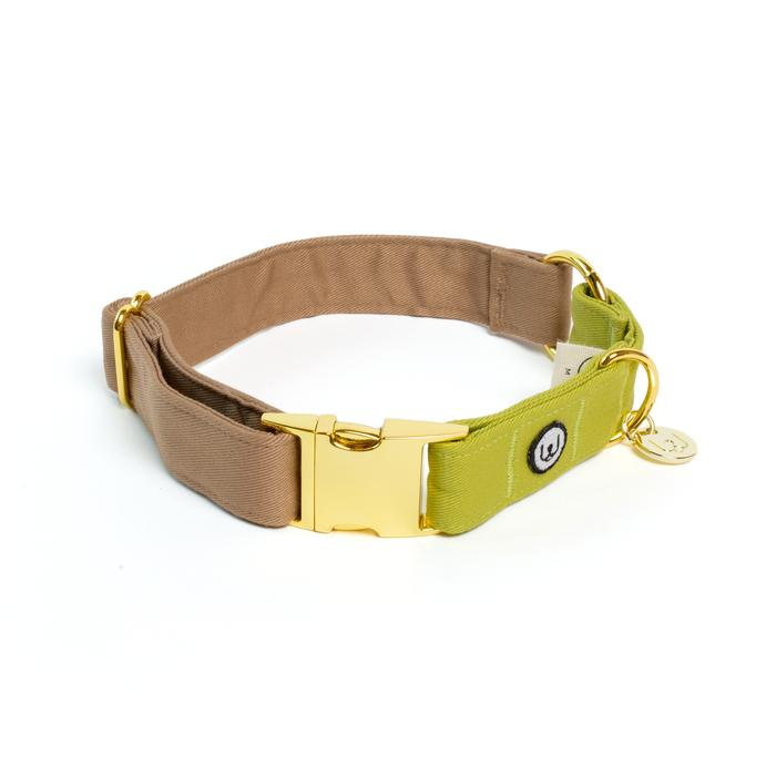 Eat Play Wag Collar - Fawn/Pickle