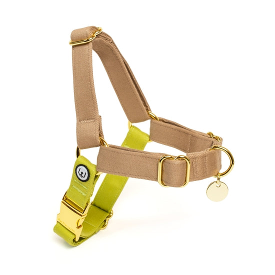 Eat Play Wag - Pickle/Fawn No Pull Harness