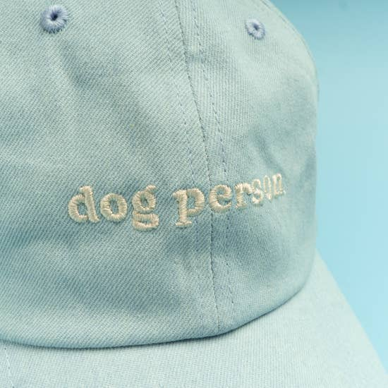 Lucy & Co Dog Person Hat