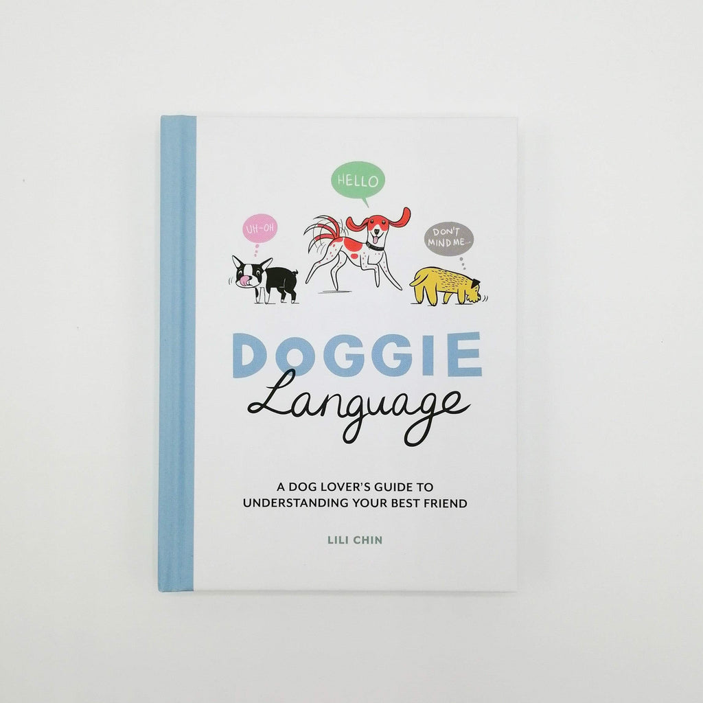 Doggie Language Book by Lili Chin