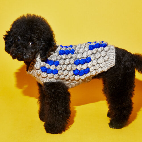 Ware of the Dog Bobble Sweater