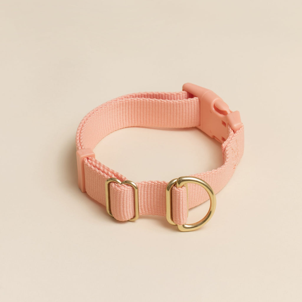 Awoo Pack Collar - Light Pink