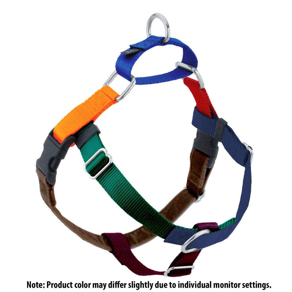 2 Hounds Design -  Freedom No Pull Harness  - Spice
