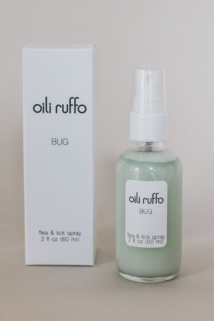 Oil Ruffo - Flea and Tick Spray