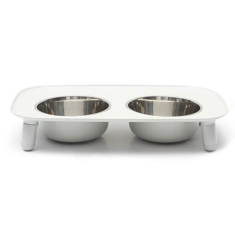Messy Mutt Adjustable Elevated Dog Bowls