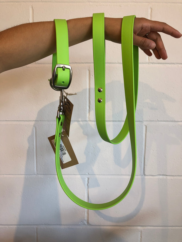 Mountain Mutt Biothane Waterproof Leash (Colors)