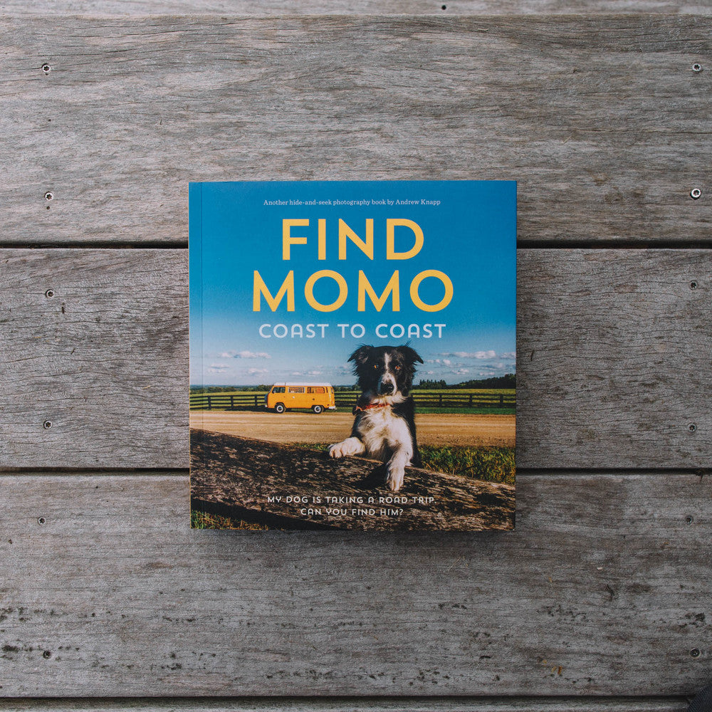 Find Momo Coast To Coast by Andrew Knapp Book