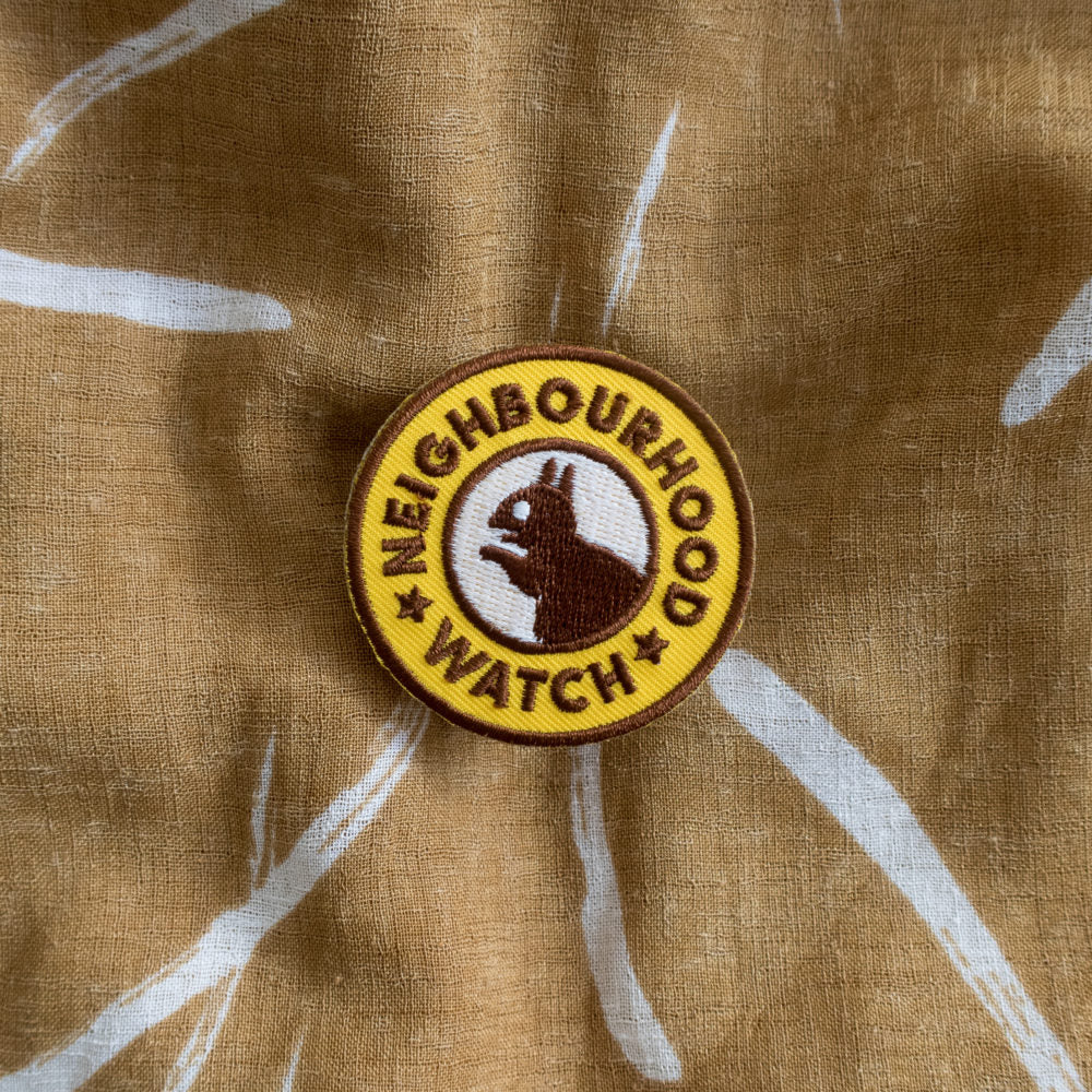 Scouts Honour Merit Badge - Neighbourhood Watch