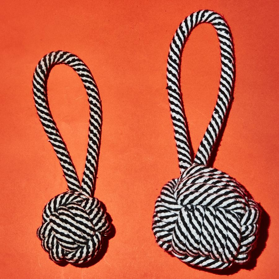 Ware of the Dog Rope Toy