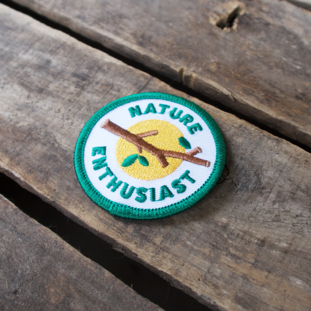 Scouts Honour Merit Badge - Nature Enthusiast