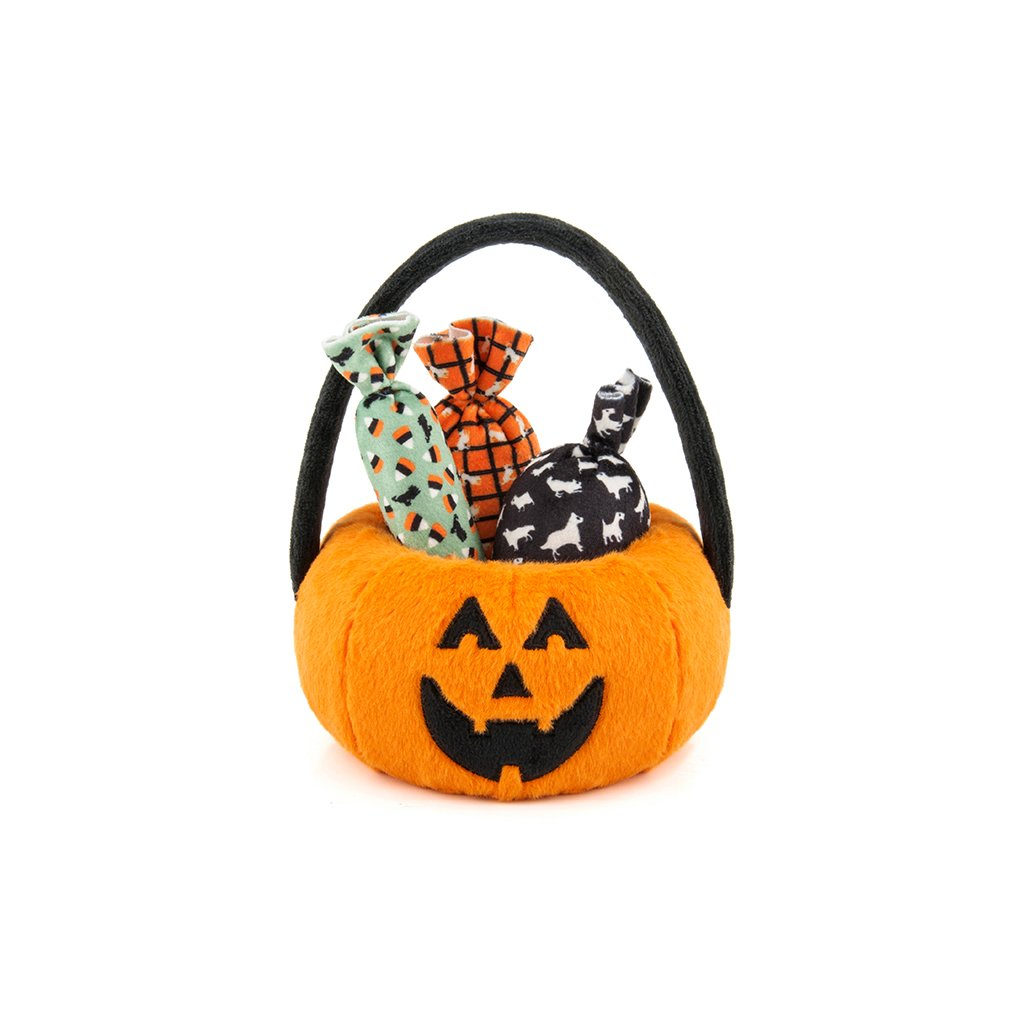 P.L.A.Y Halloween Basket with Candies