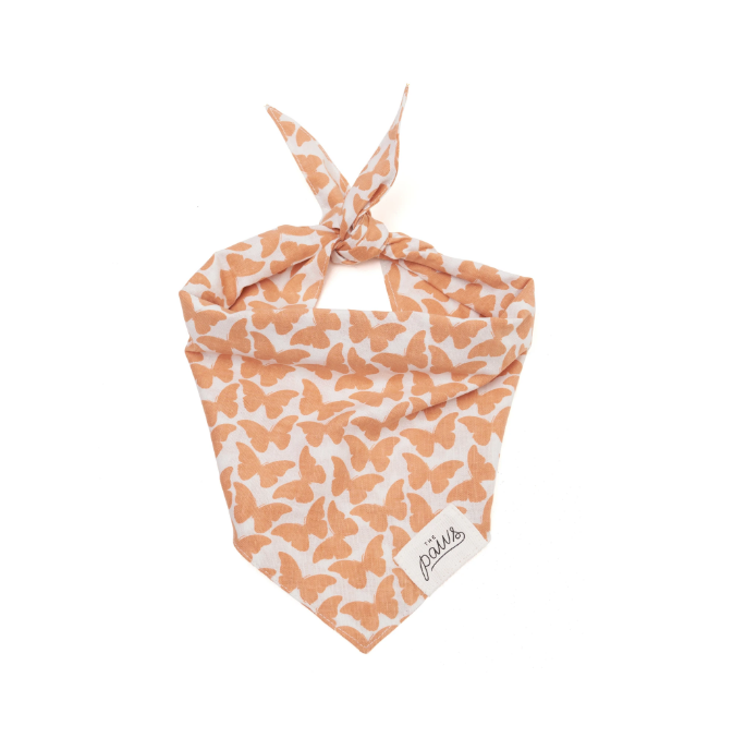 The Paws Bali Bandana - Willow Butterflies