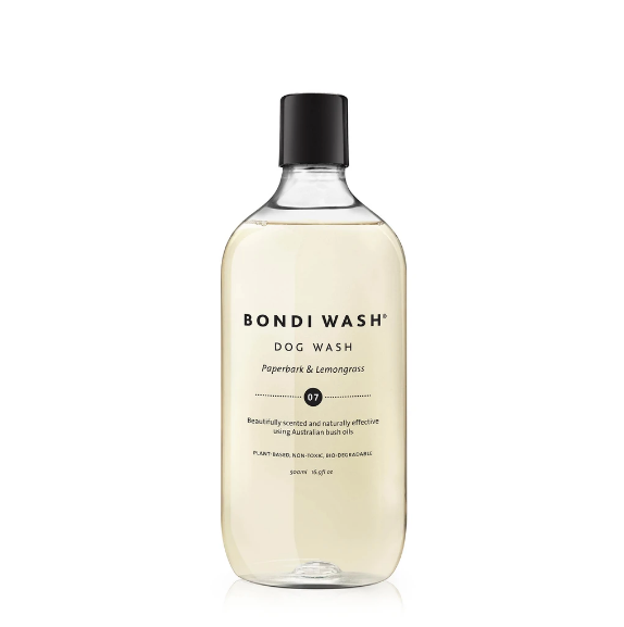 Bondi Wash - Dog Wash with Paperback and Lemongrass