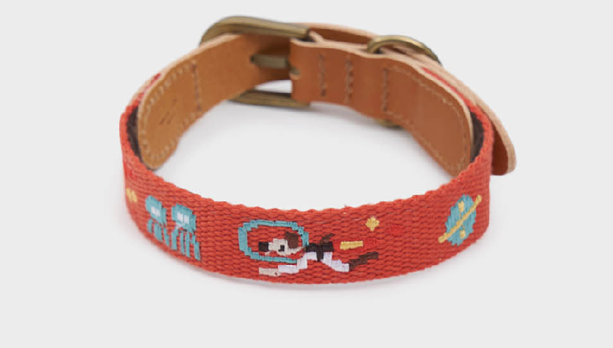 Online Exclusive: HOWLPOT Adventure Series: Mars Collar