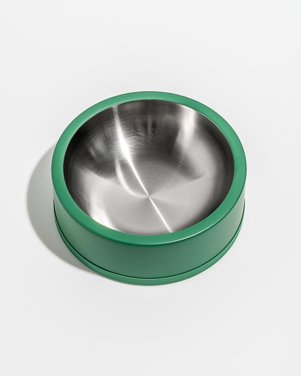 Wild One Stainless Bowl - Spruce