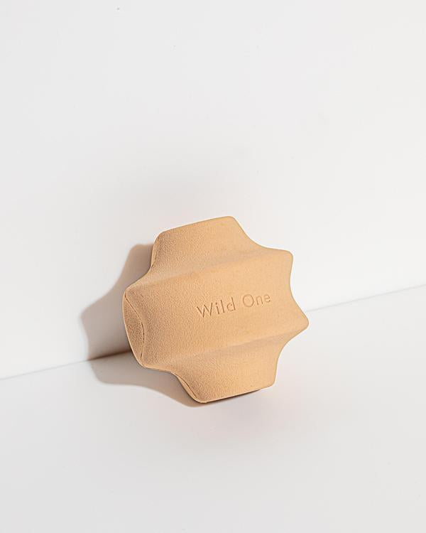 Wild One - Twist Toss Toy - Tan