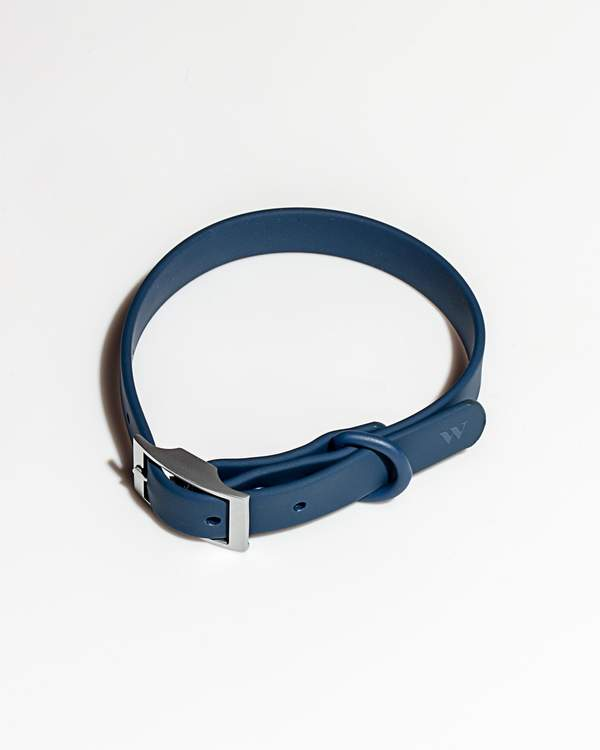 Wild One Collar - Navy