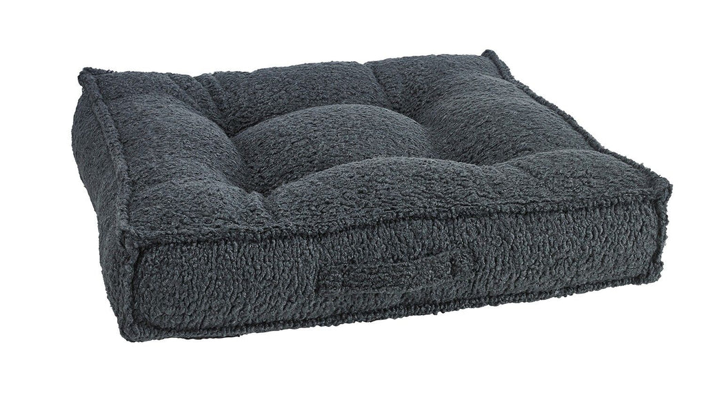 Bowsers Square Bed - Faux Sheepskin