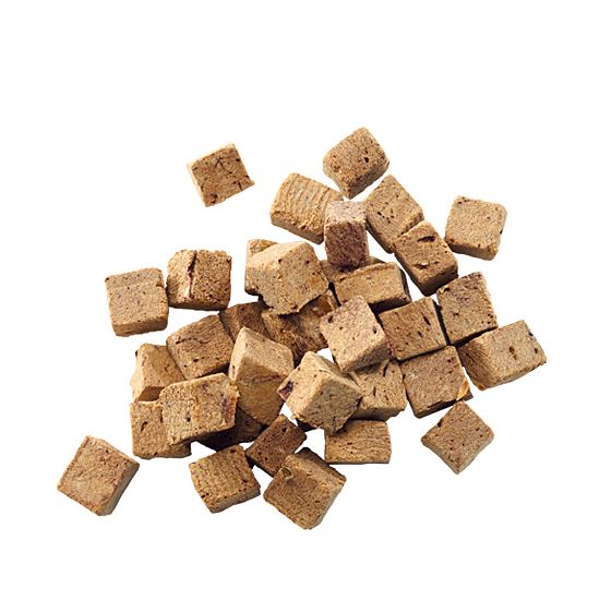 Bulk Beef Liver Treats - Large Scoop in Paper Bag