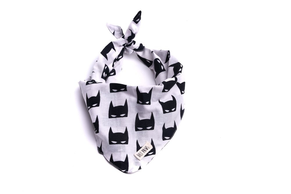 The Paws Bali Bandana - Batman