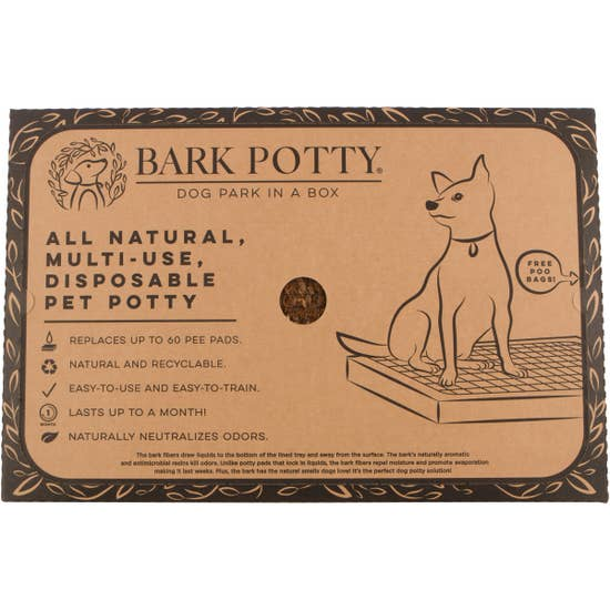 Bark Potty - Eco Friendly Pee Pad