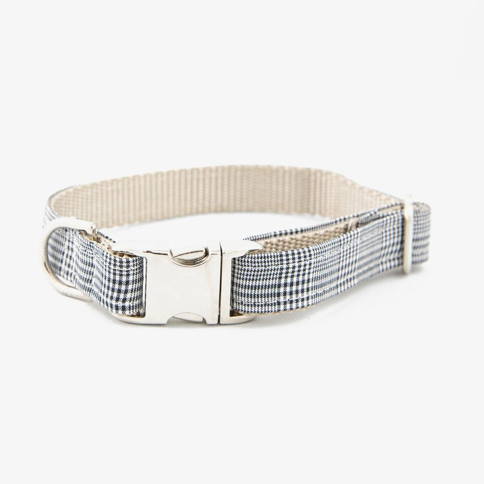 Rover London Plaid Collar