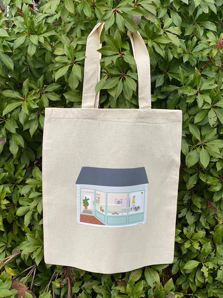 Good Boy Charity Tote #2