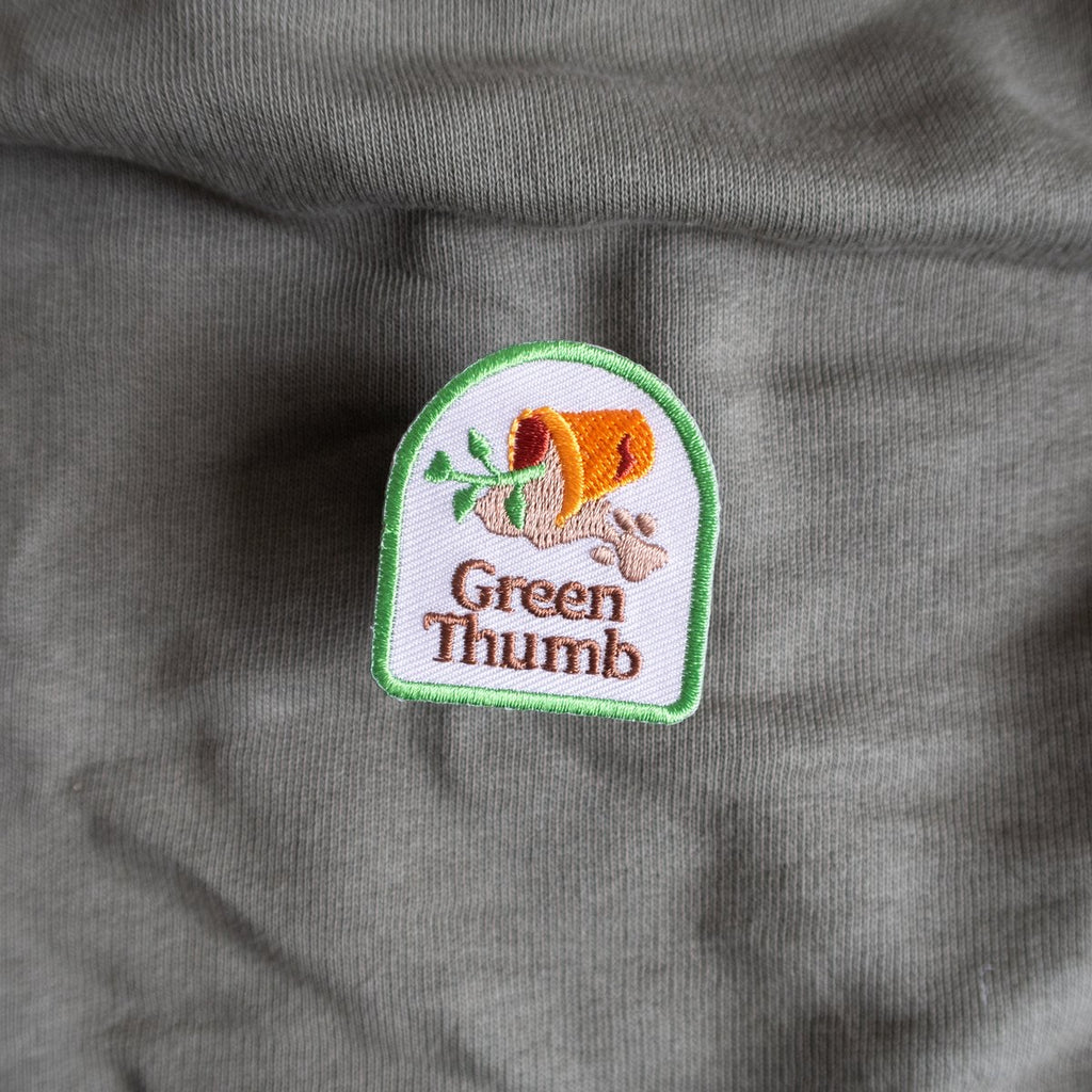 Scouts Honour Merit Badge - Green Thumb