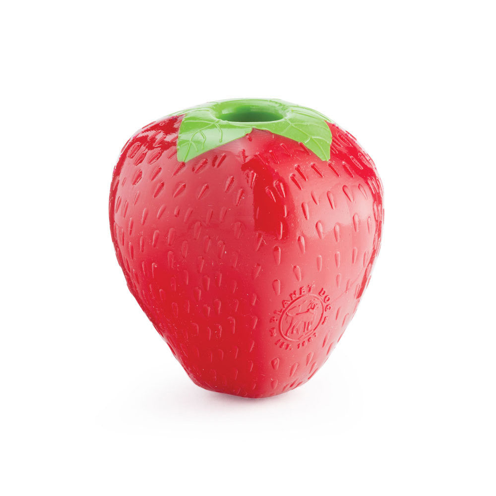 Planet Dog Orbee Tuff Strawberry