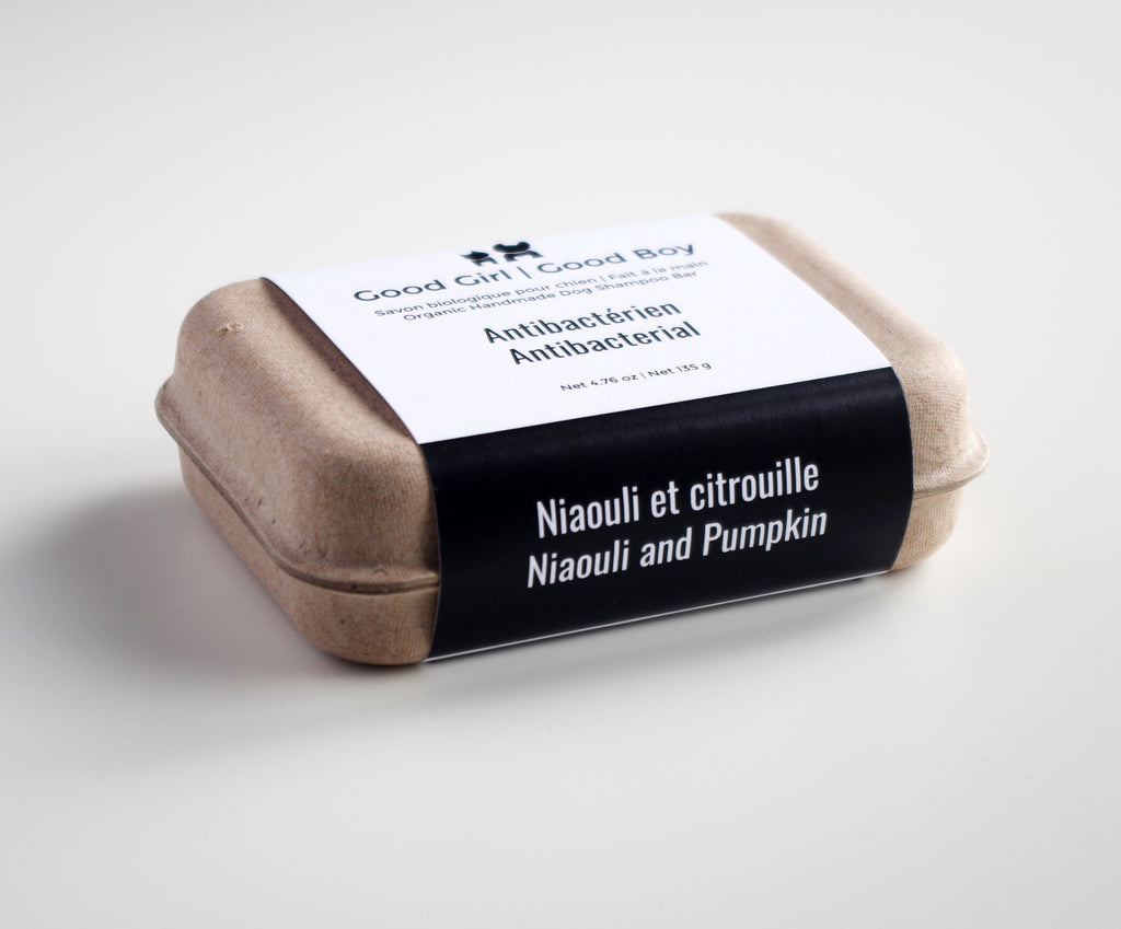 Good Boy Good Girl | Niaouli Organic Soap - Antibacterial