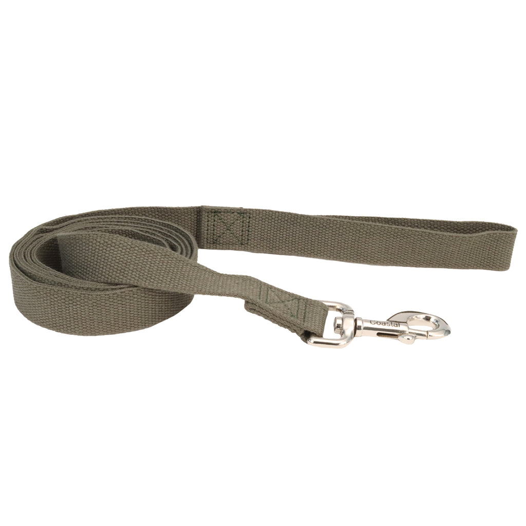 New Earth - Soy Comfort Leash - Earth