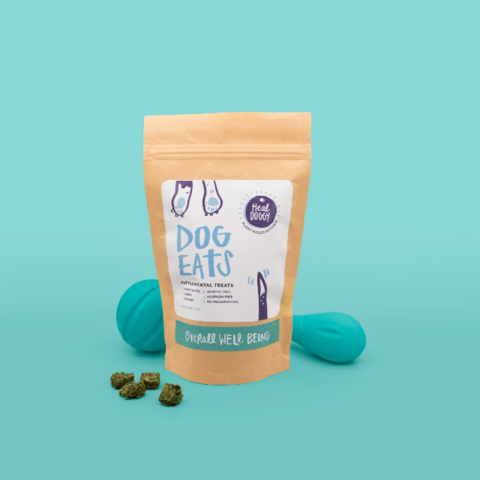 Heal Doggy Vegan Treats - Overall Well Being