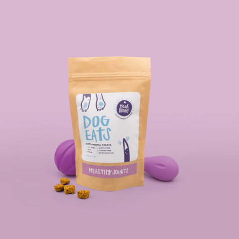 Heal Doggy Vegan Treats - Healthy Joints