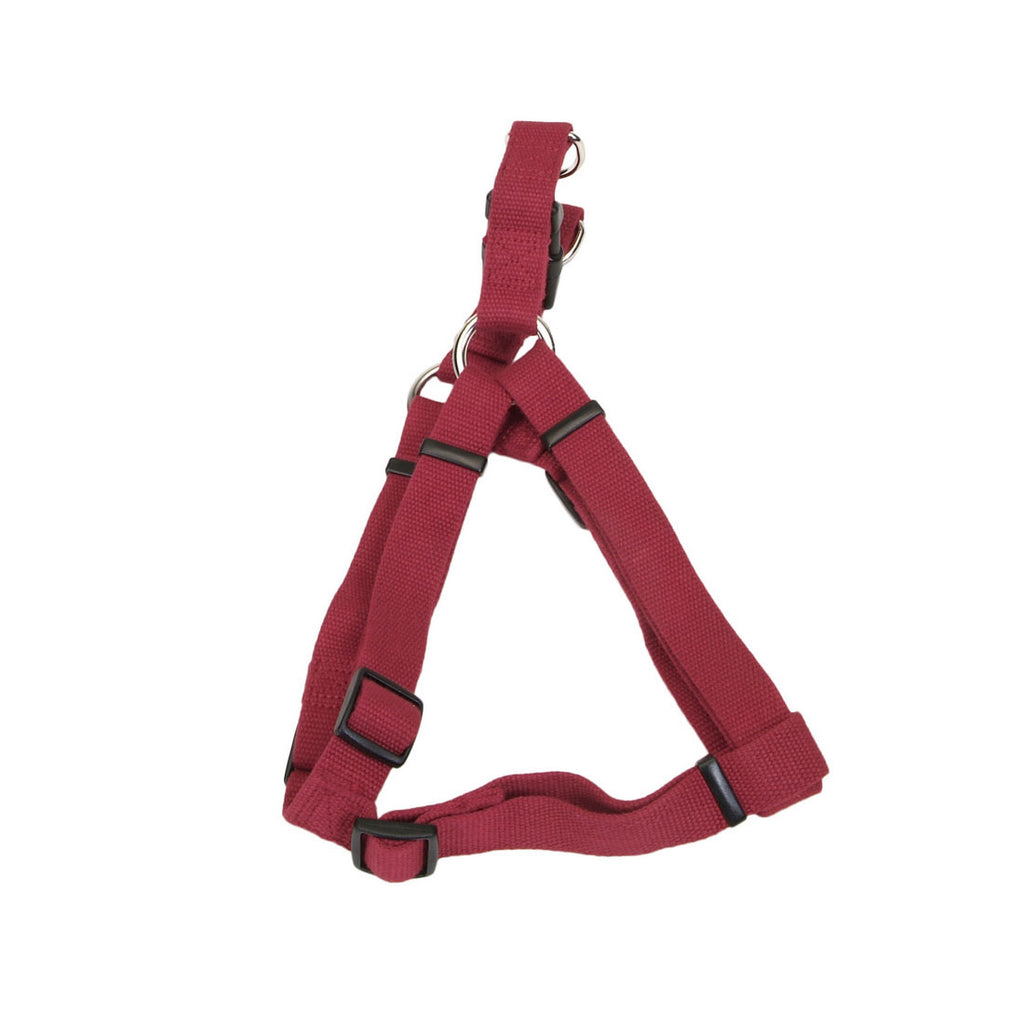 New Earth - Soy Comfort Harness - Cranberry
