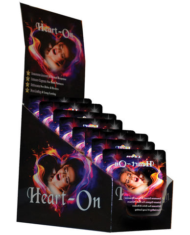 Heart On Male & Female Enhancer - 2 Capsule Blister Display of 36