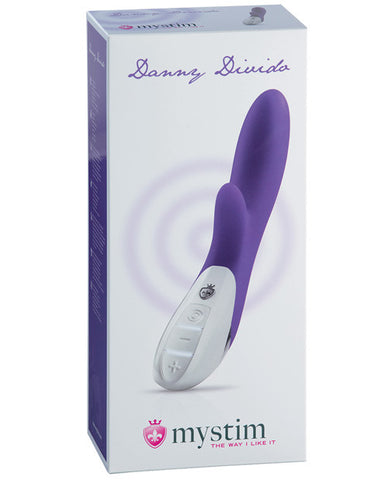 Mystim Danny Divido Rabbit Vibrator - The Perfect Vibrator