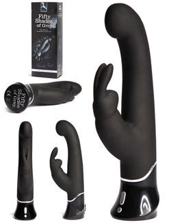 Fifty Shades Of Grey Rechargeable G Spot Rabbit