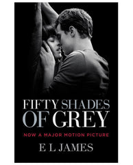 Fifty Shades Of Grey - Complete Trilogy
