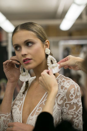 The 5 Statement Earrings you need for Summer '17