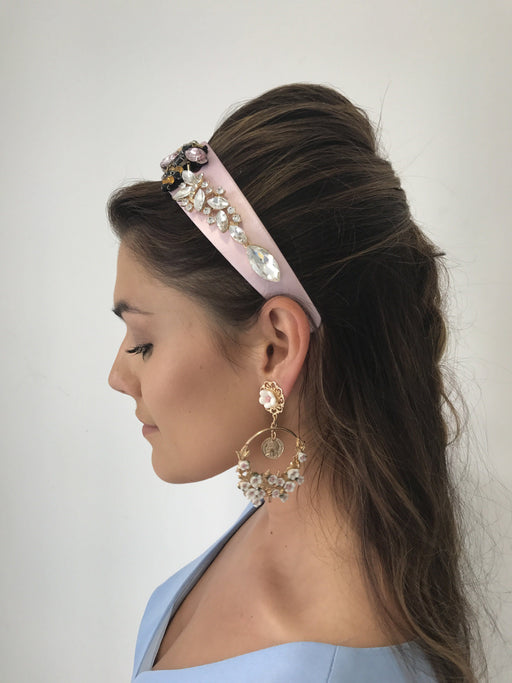 Humphrey luxe Embellished Headband