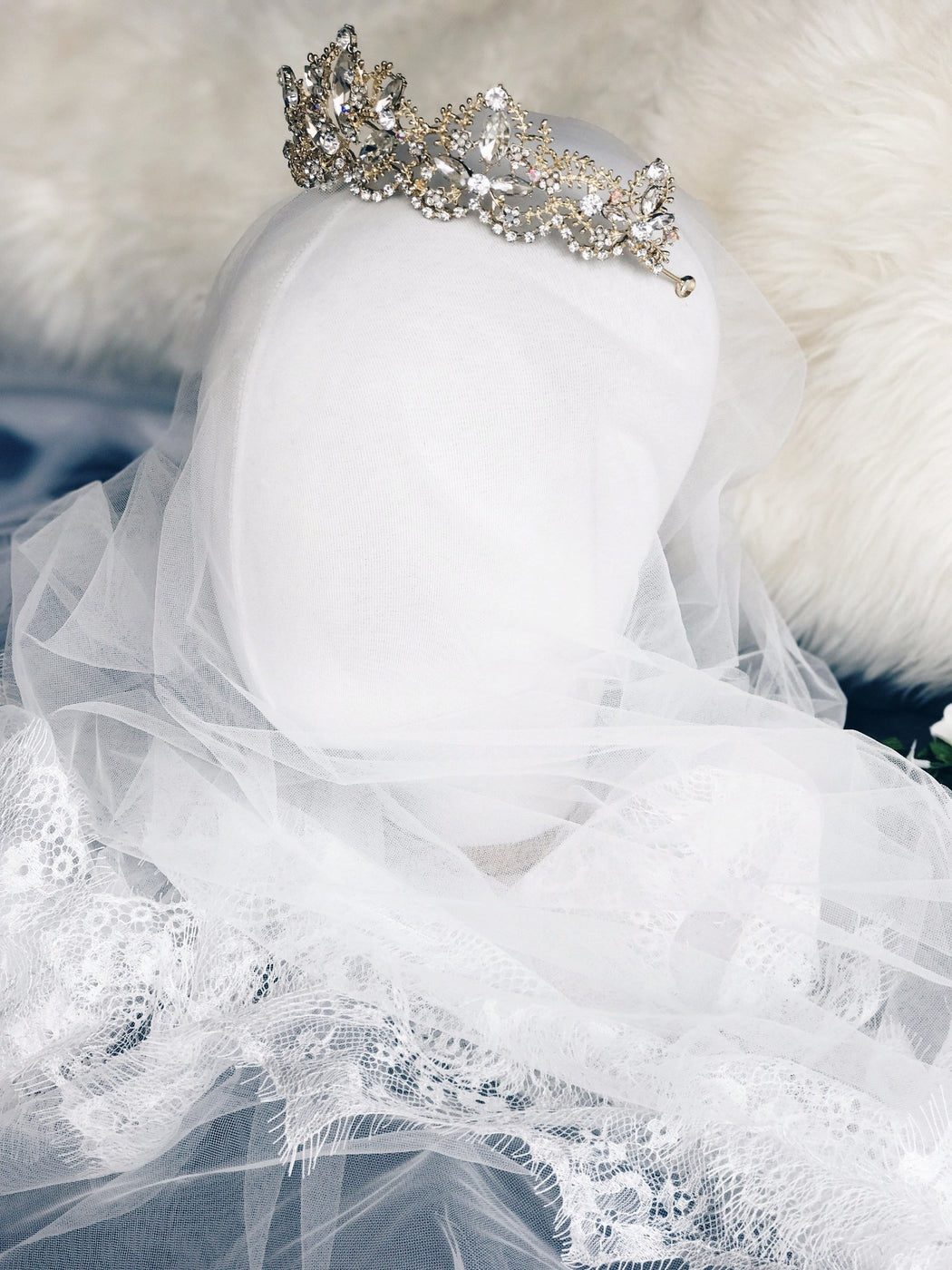 Silver Crystal Embellished bridal Crown wedding hair bride hairstyles formal hairstyle