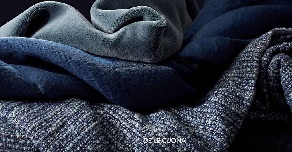 De Le Cuona fabrics that debuted during Paris D<span>é</span>co-Off